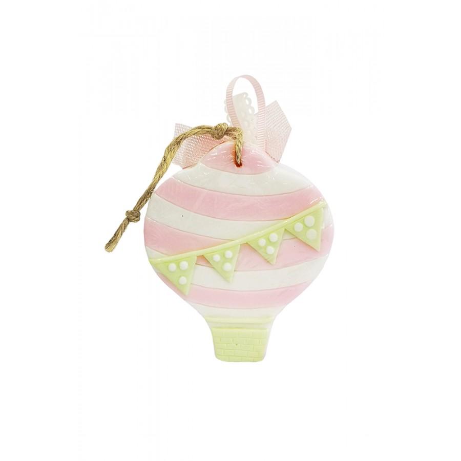 Σαπούνι Αερόστατο Ροζ