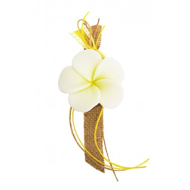Σαπούνι Πλουμέρια Κίτρινη