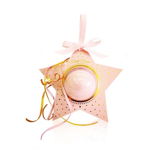 Bath Bomb Ροζ Χρυσό