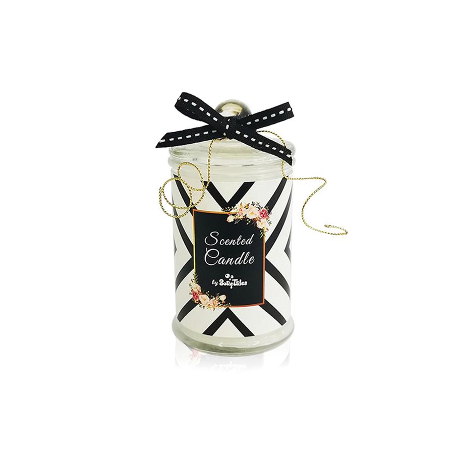 Κερί Άσπρο Μαύρο